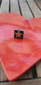 טבעת כסף תליון טבעת יפה מתנה לאישה תכשיטי אופנה MFcollection, תכשיטים, תכשטי אופנה, תכשיטים יפים, טבעת, טבעות, מיה פינקלשטיין, מאיה פינקלשטיין, מתנה, מתנה לאיזה, תכשיטי אופנה, סטייל, טבעת כסף תליון כוכב