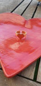 טבעת זהב תליון טבעת יפה מתנה לאישה תכשיטי אופנה MFcollection, תכשיטים, תכשטי אופנה, תכשיטים יפים, טבעת, טבעות, מיה פינקלשטיין, מאיה פינקלשטיין, מתנה, מתנה לאיזה, תכשיטי אופנה, סטייל, טבעת זהב תליון לב